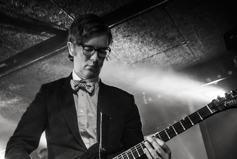 <H2>Public Service Broadcasting</H2><H5>Paris, Backstage by the mill